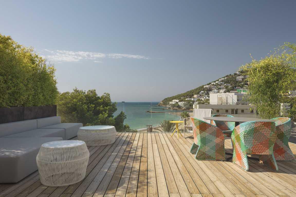 На Белом острове открывается дизайнерский отель W Ibiza