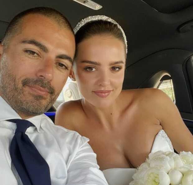 Анна Андрес вышла замуж в Каннах