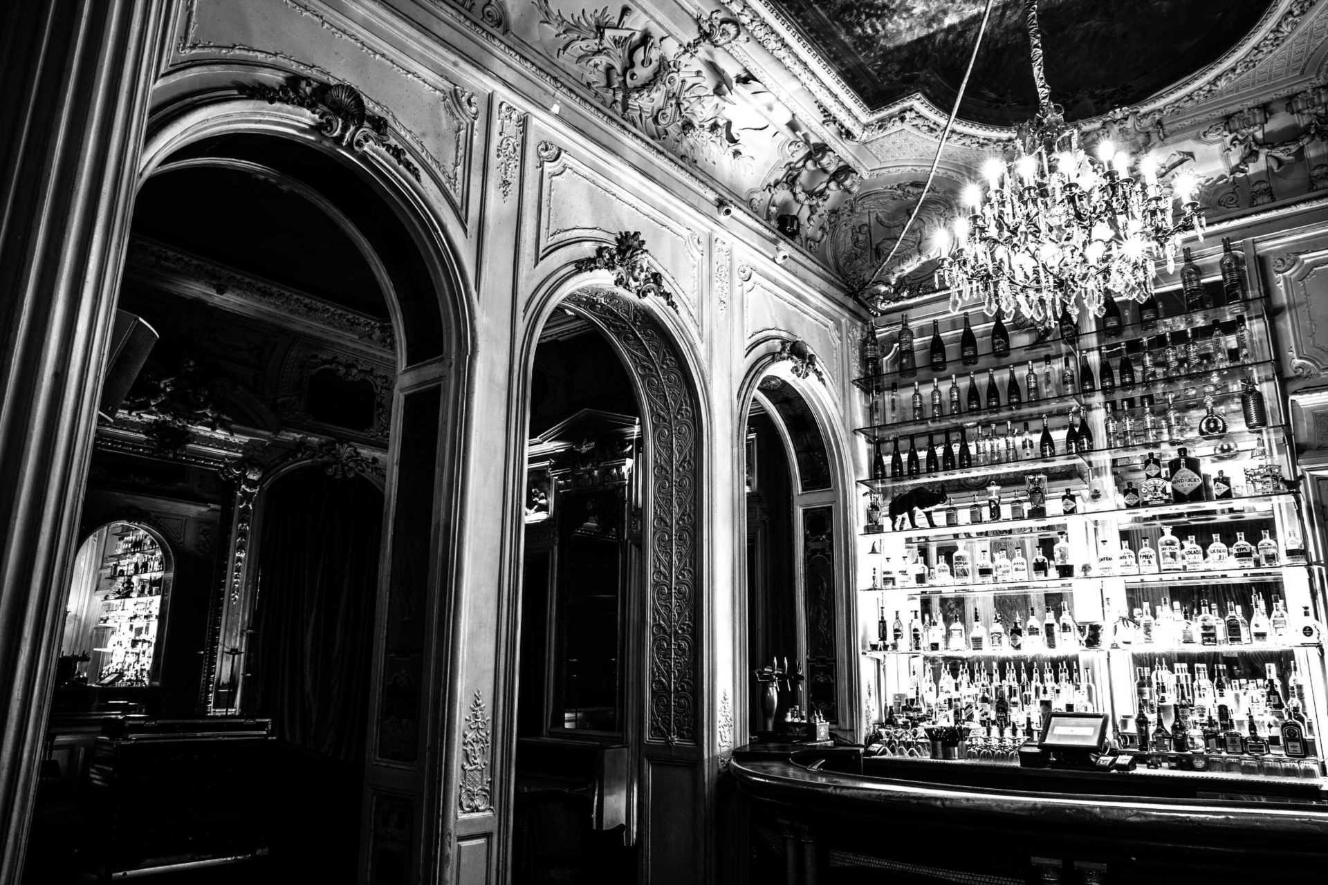 Le Carmen ночной клуб в Париже