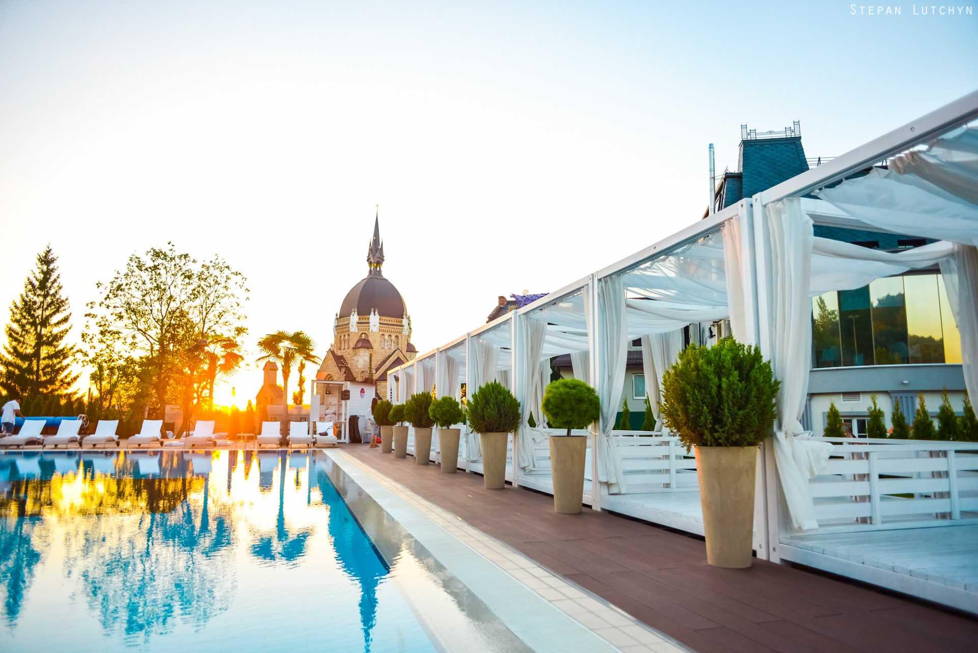 Львов, отель, бассейн: все и сразу в Kavalier Boutique Hotel