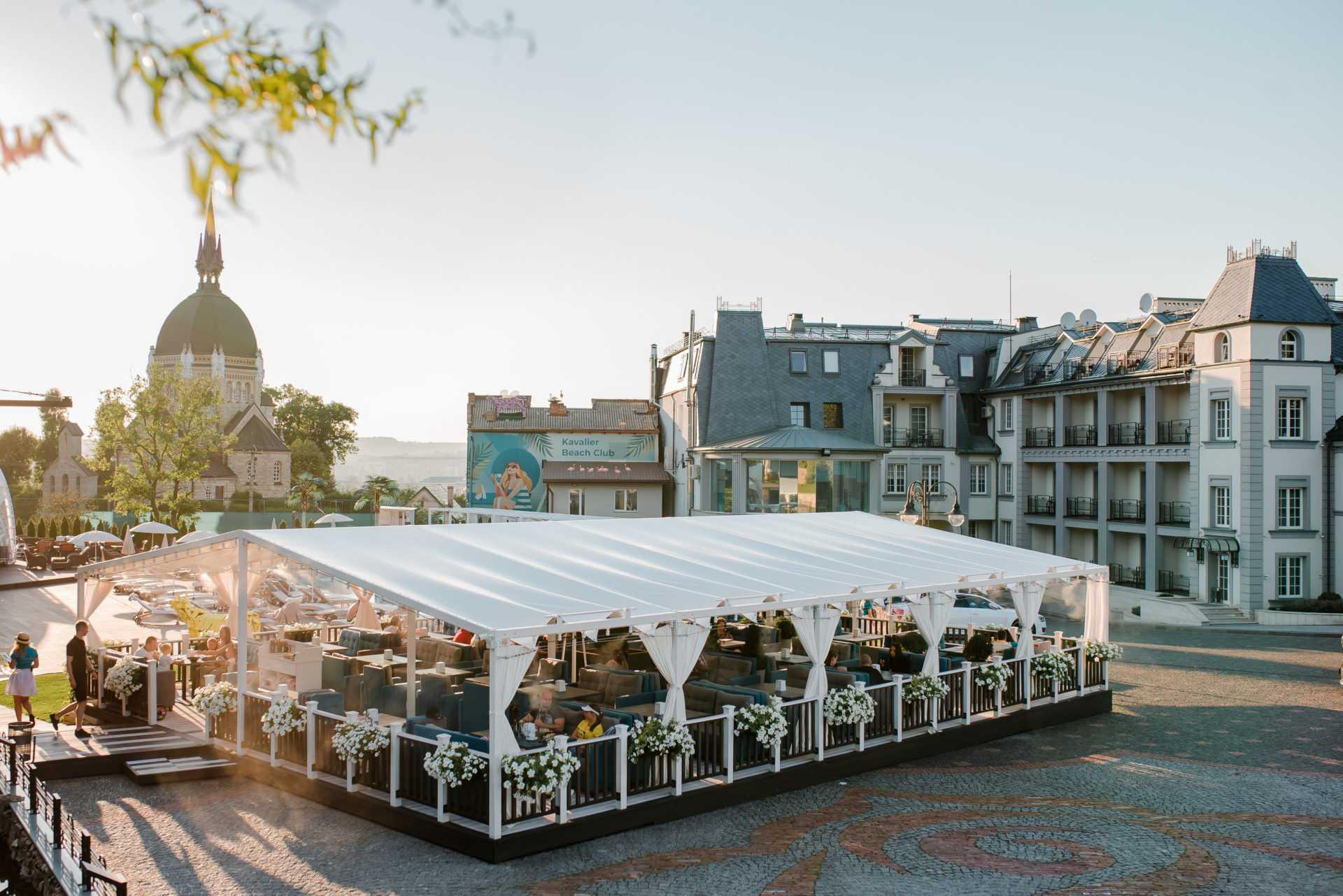 Львов, отель, бассейн: Kavalier Boutique Hotel