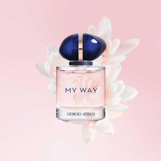 Armani представили новый аромат «My Way»