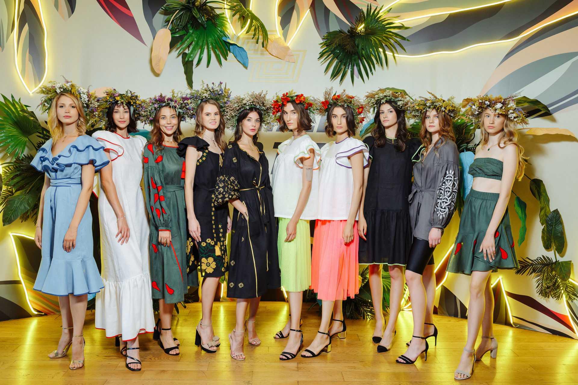 Как прошла презентация новой коллекции одежды B.Y бренда
