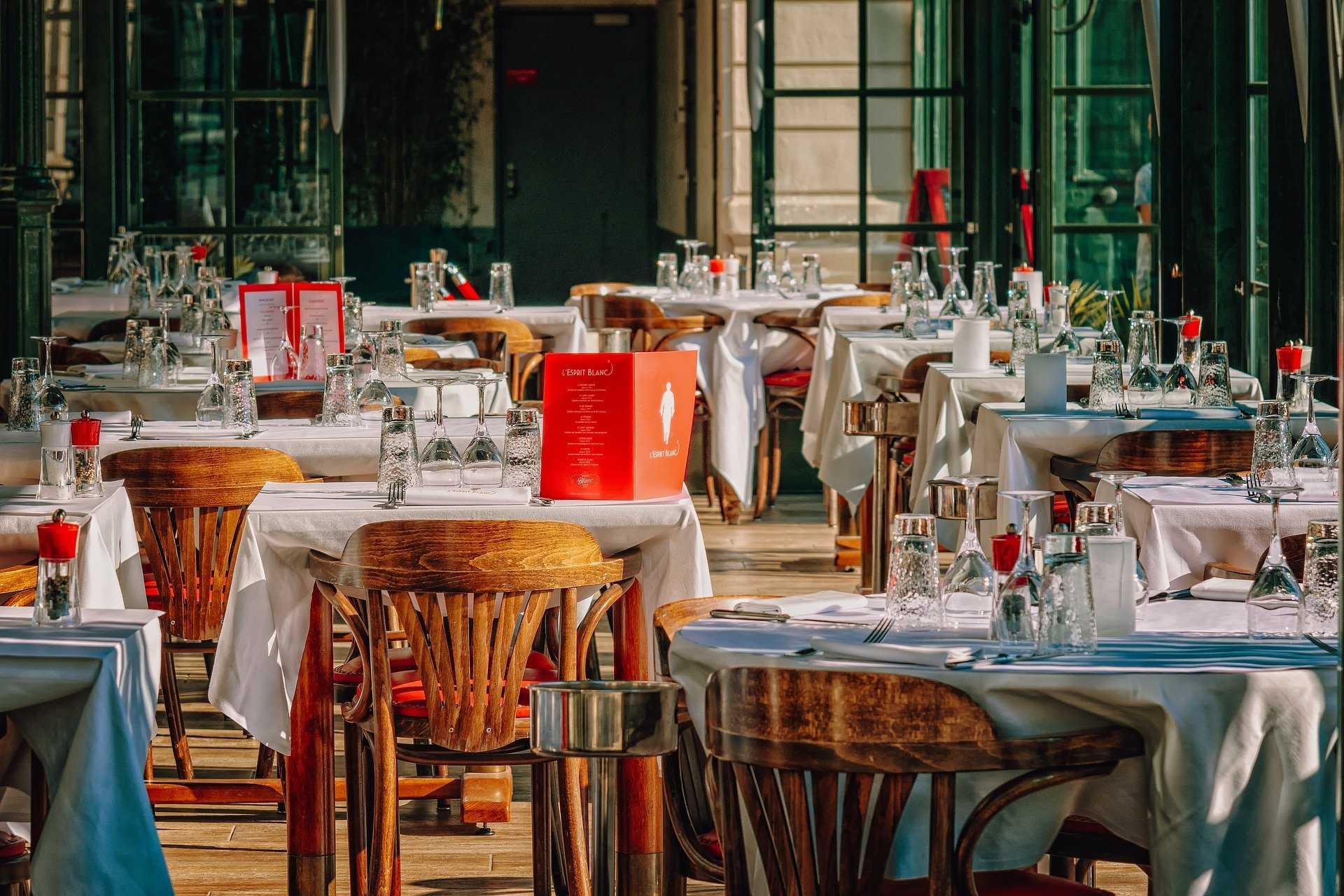 Лучшие рестораны мира 2020