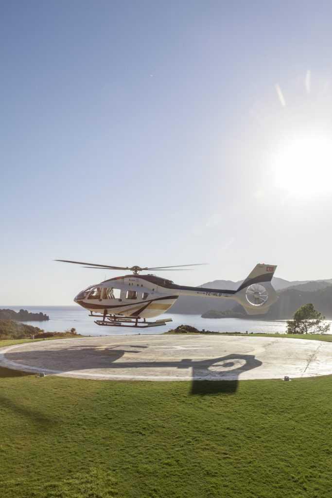 D Maris Bay вертолет отзывы