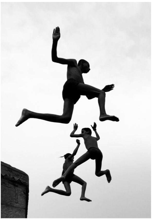 Гран-при получил уличный фотограф из Великобритании Димпи Бхалотия