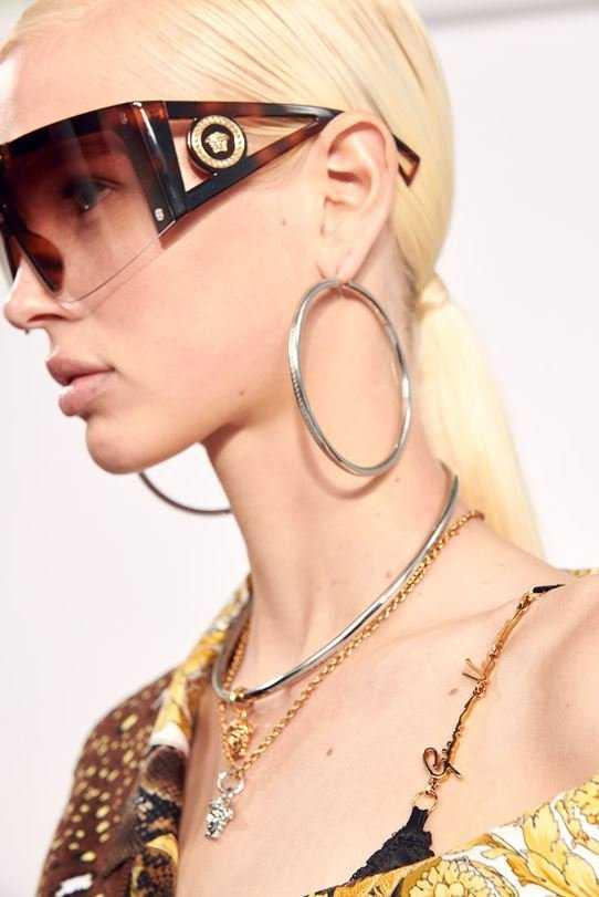 Versace коллекция аксессуаров