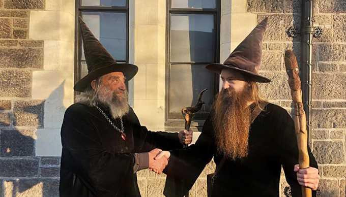 В Новой Зеландии ищут волшебника