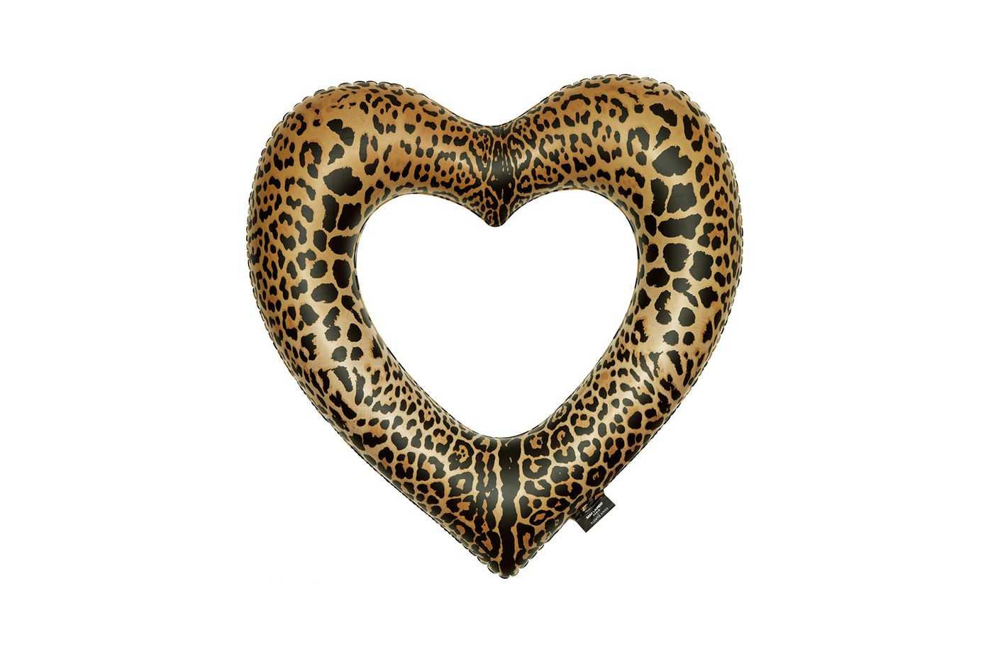 Надувной круг-сердце