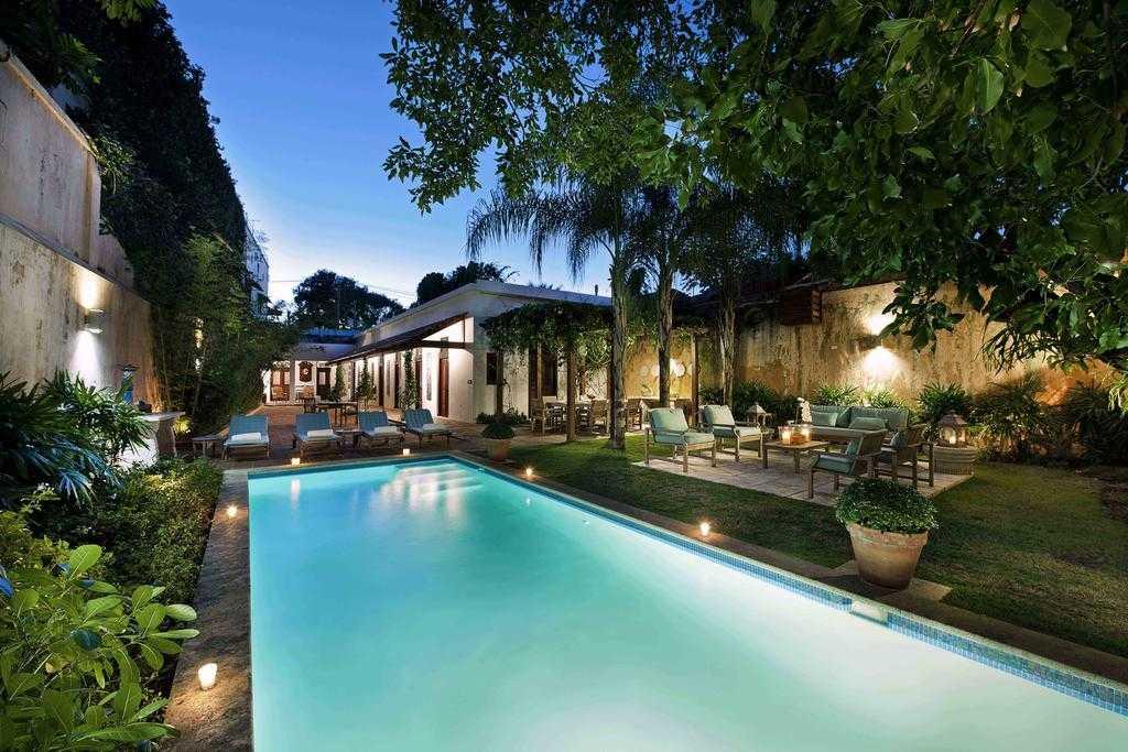 ТОП отелей Доминиканской Республики  Casas XVI