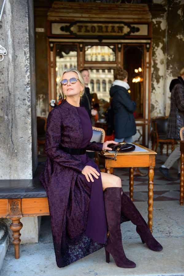 Гастропутешествие с Юлией Высоцкой: куда сходить и что попробовать в Венеции