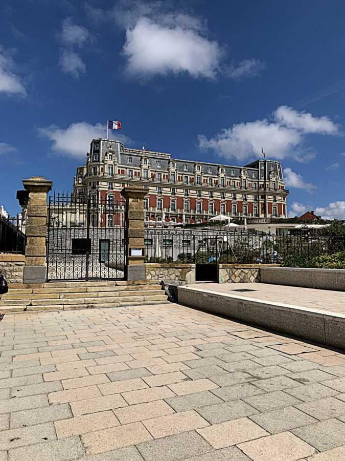 Отель Du Palais