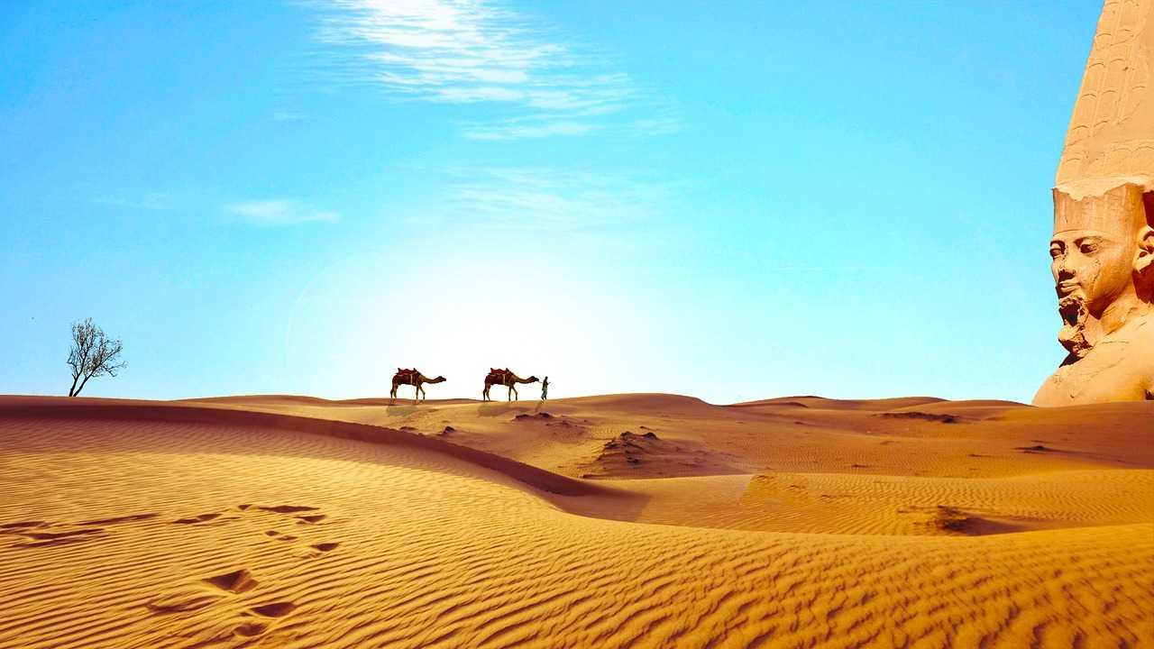 В Египте изменили правила приема туристов