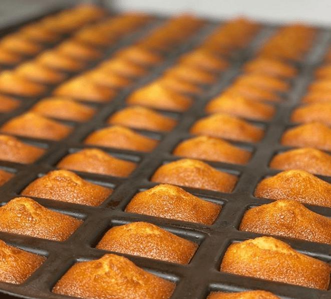 Миндальные кексы по рецепту культовой парижской брассери