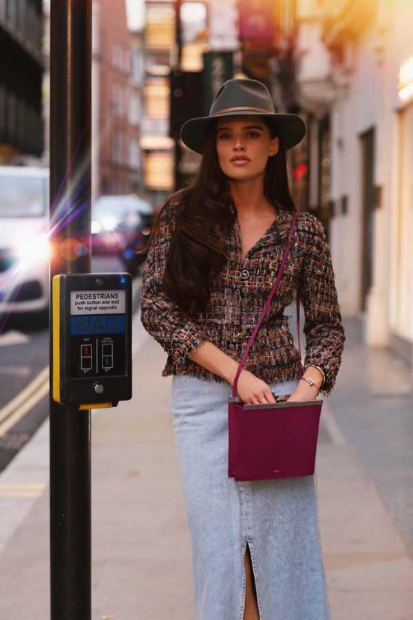 Анна Андрес гид по Лондону