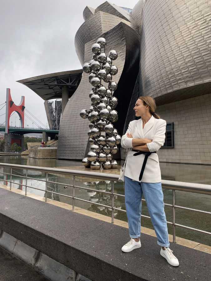 чем заняться в Биаррице: Музей Гуггенхайма, Бильбао