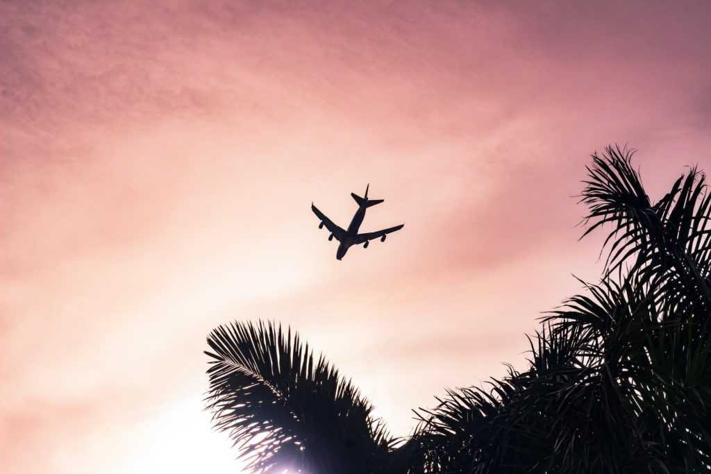 В Тайване запустили авиарейс-аттракцион