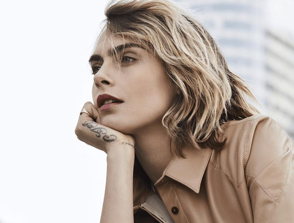 Секреты красоты: Кара Делевинь о своих бьюти-лайфхаках