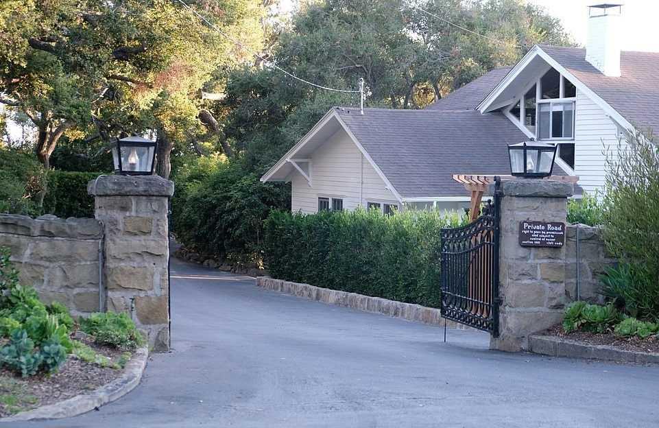 Семейный дом Меган Маркл и принца Гарри