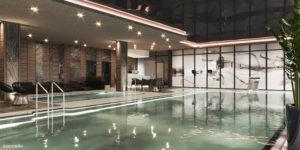 бассейн Одесса Premier Hotel Odesa