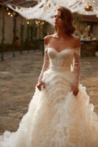 тренды свадебной моды