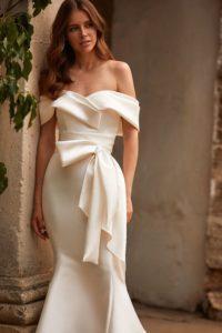тренды свадебной моды минимализм