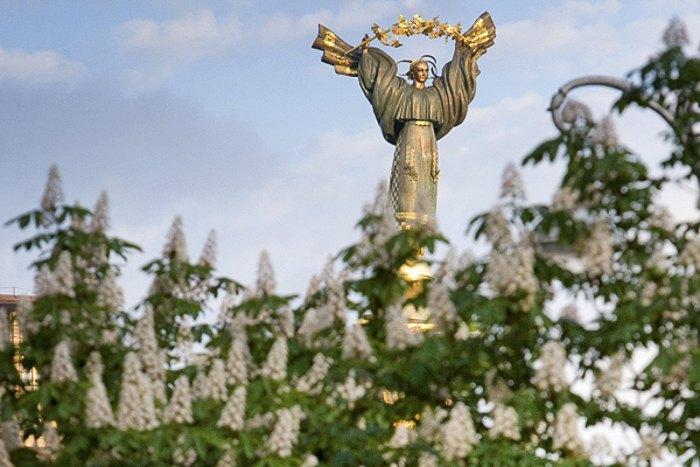 В Киеве появился необычный сувенир