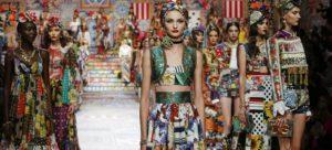 Dolce & Gabbana посвятили новую коллекцию Сицилии