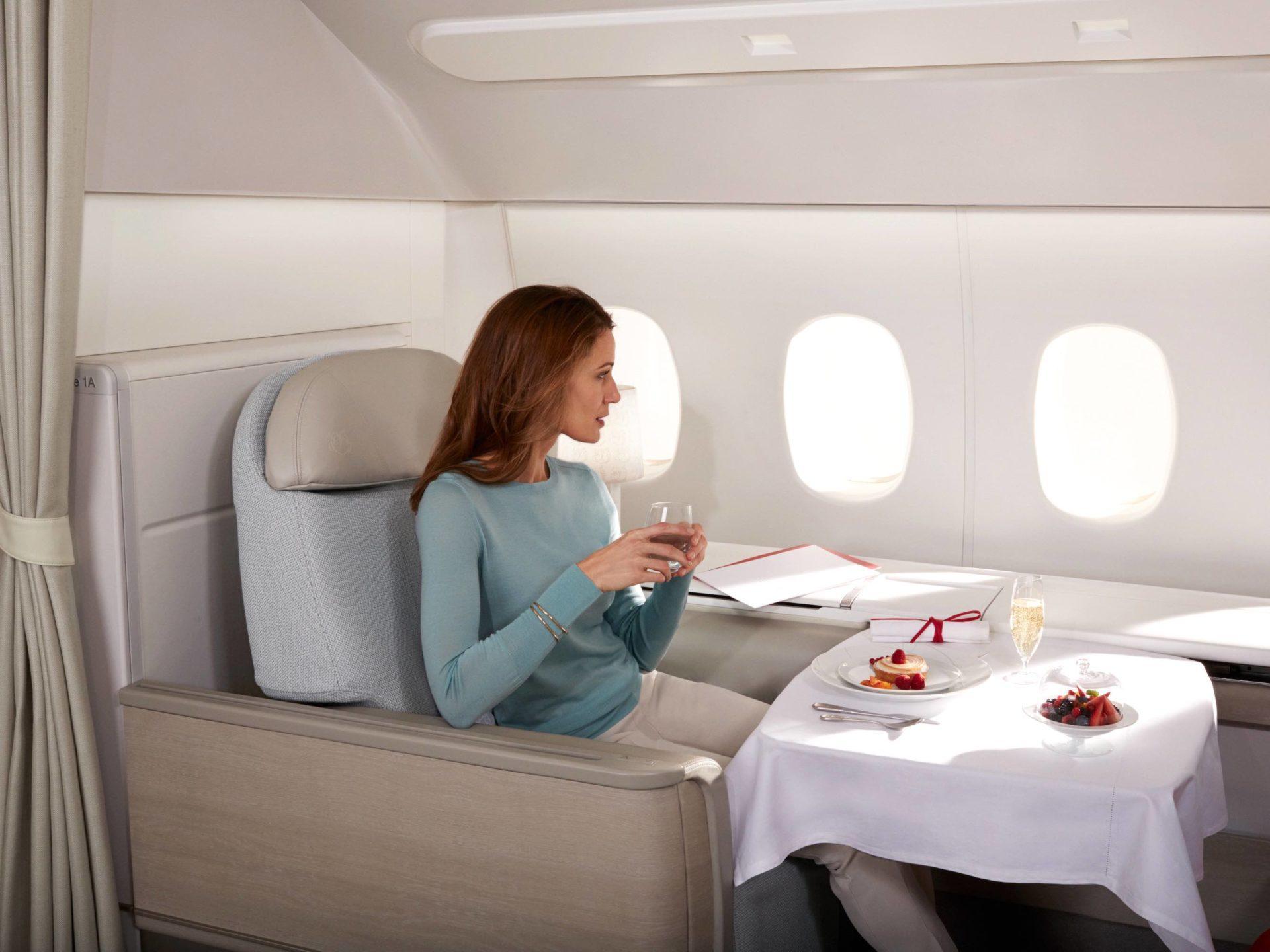 Air France первый класс