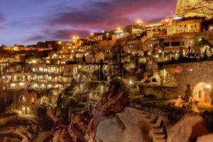 Argos In Cappadocia отель пещера