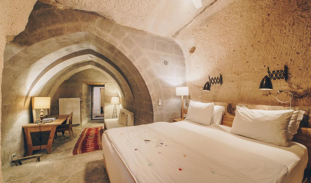 Argos In Cappadocia отель в пещере