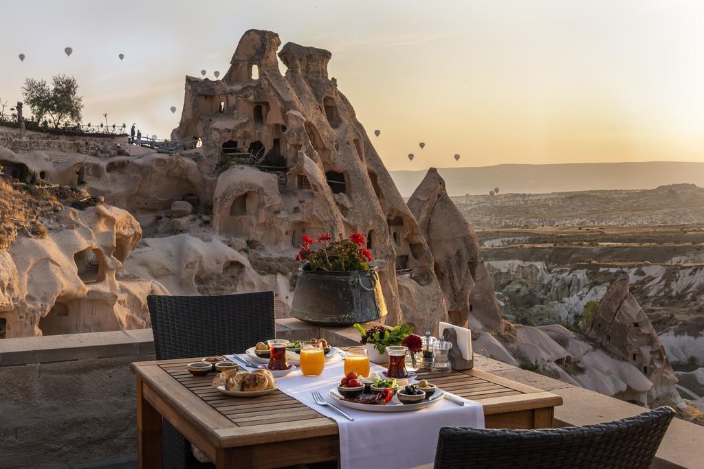 Argos In Cappadocia завтрак