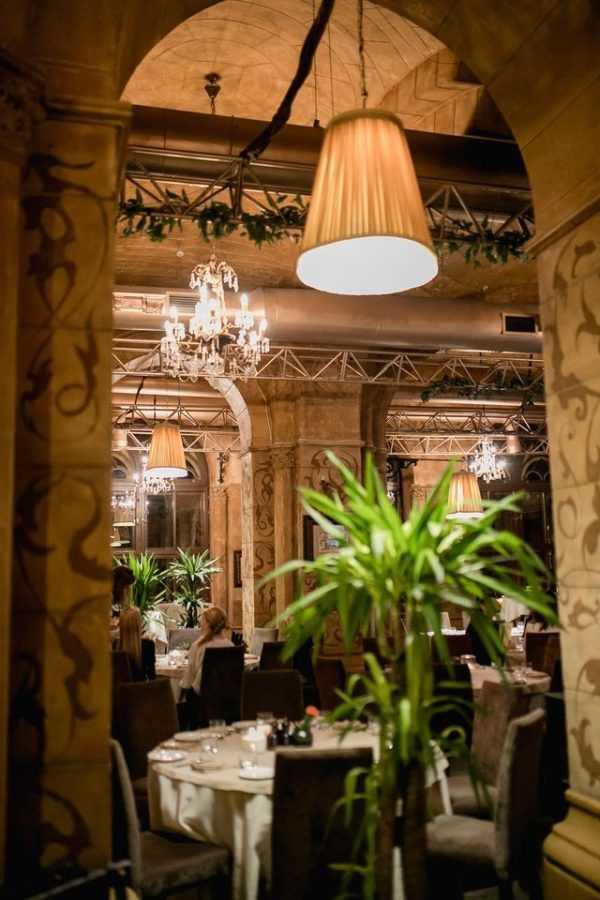 Бернардацци ресторан Одесса
