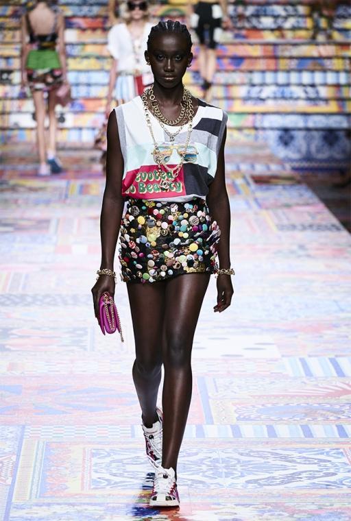Dolce&Gabbana посвятили новую коллекцию Сицилии