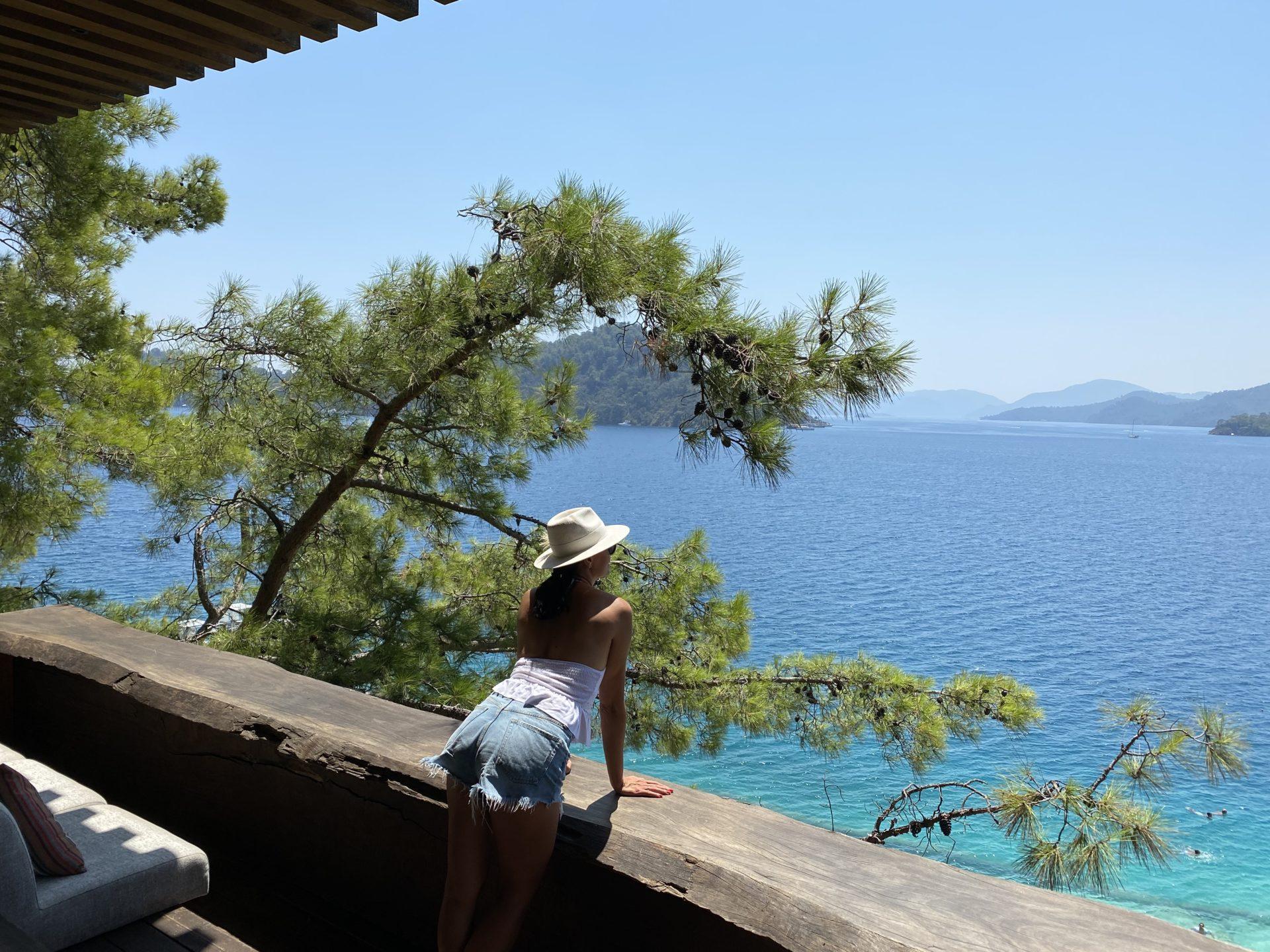 бархатный сезон в Турции D Resort Gocek
