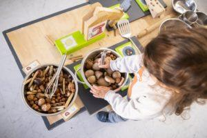 детский клуб Трюфельная ярмарка в Альбе