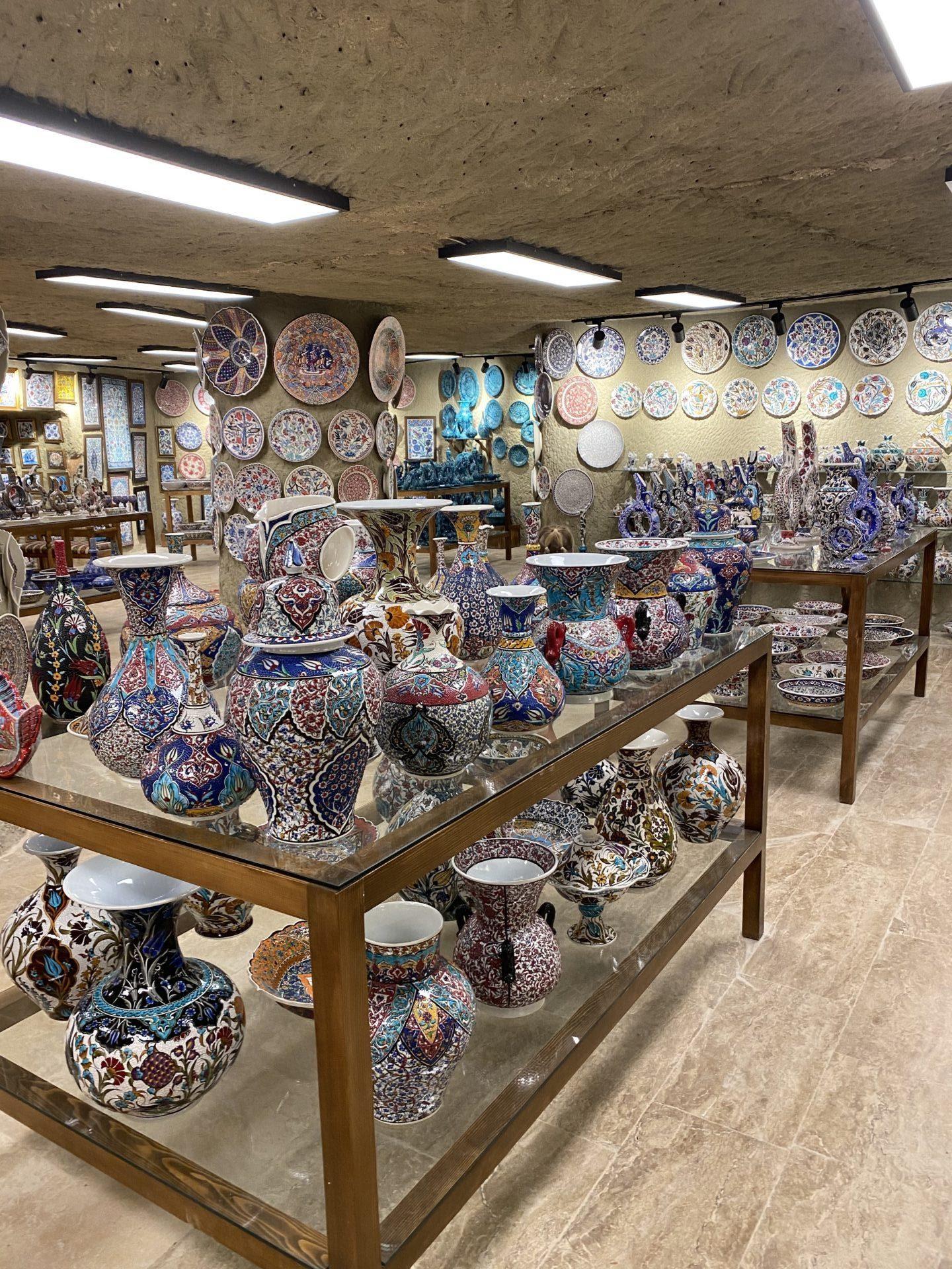 шопинг в Каппадокии