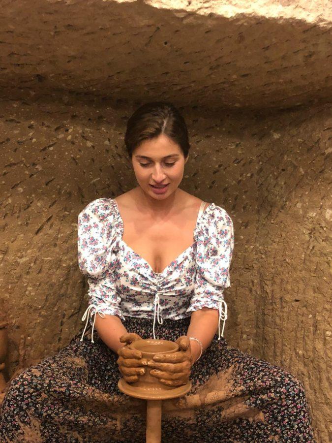 мастер-класс по глине в Каппадокии