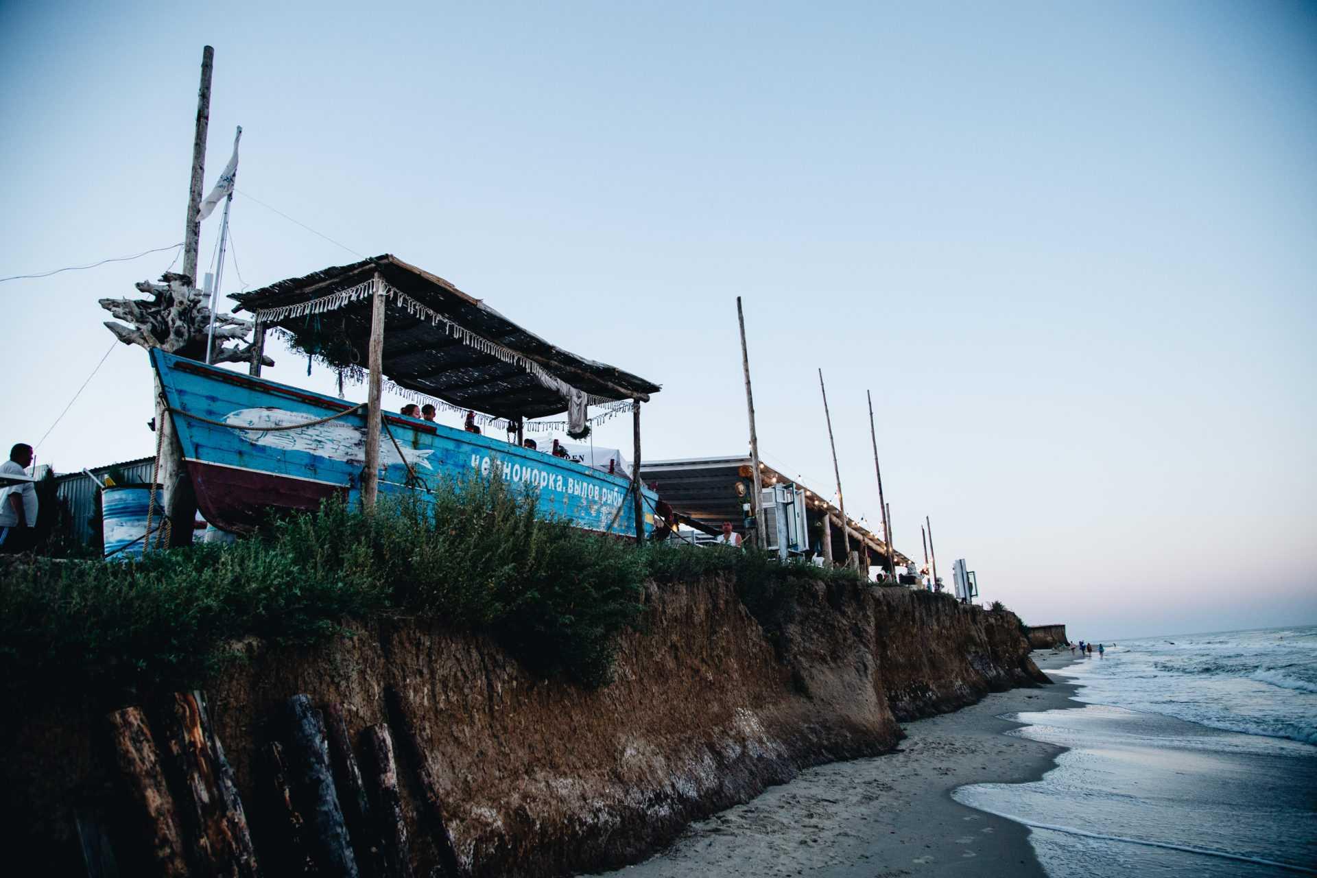 Черноморка вылов рыбы