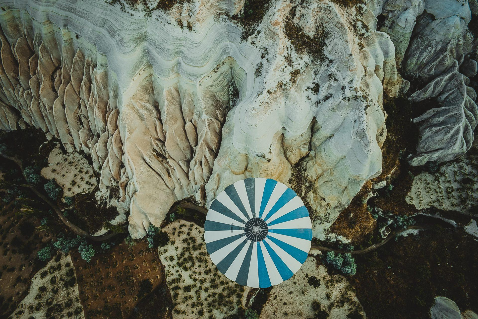 Каппадокия воздушный шар