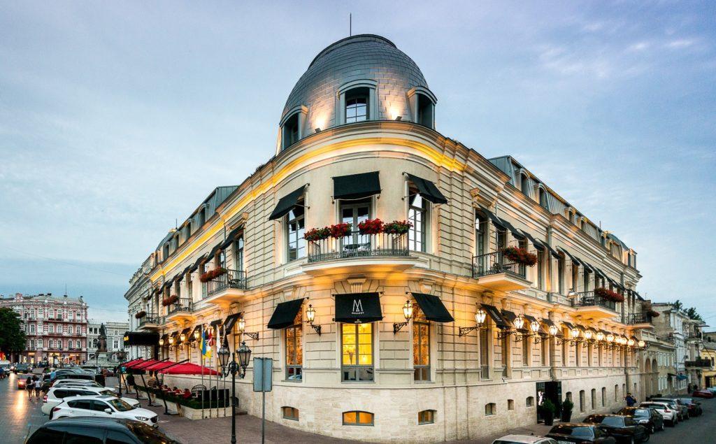 HÔTEL DE PARIS ODESSA