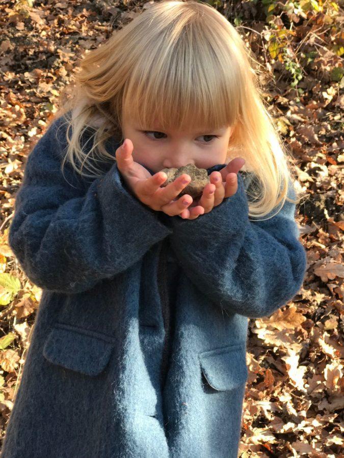 охота на трюфель с детьми