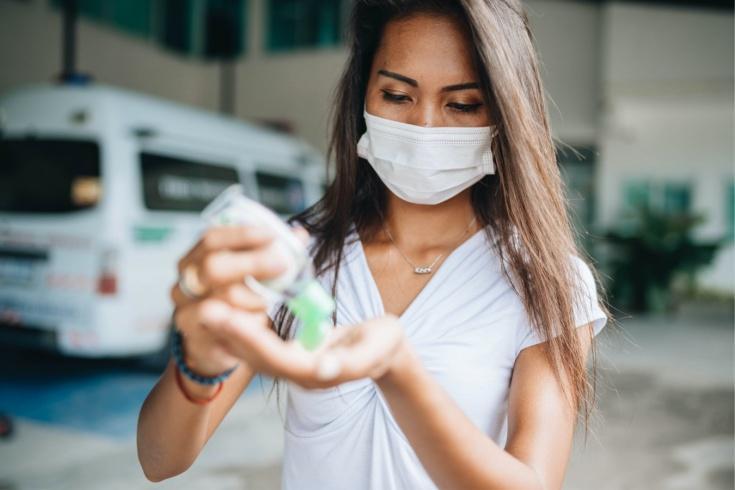 В Украине обновили эпидемиологические зоны