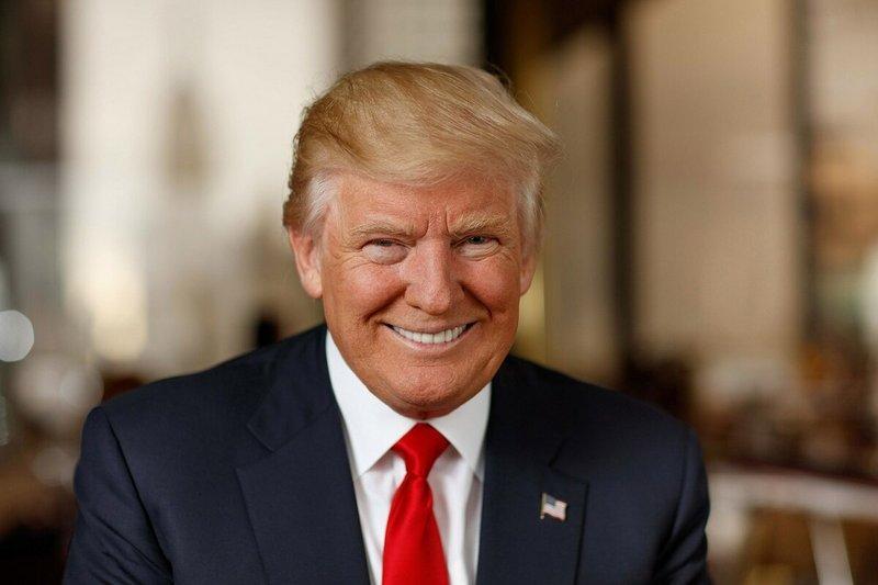 Дональд Трамп потратил $70 000 на укладку за год