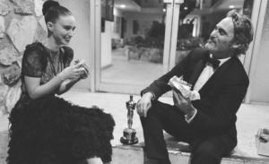 Хоакин Феникс и Руни Мара впервые стали родителями