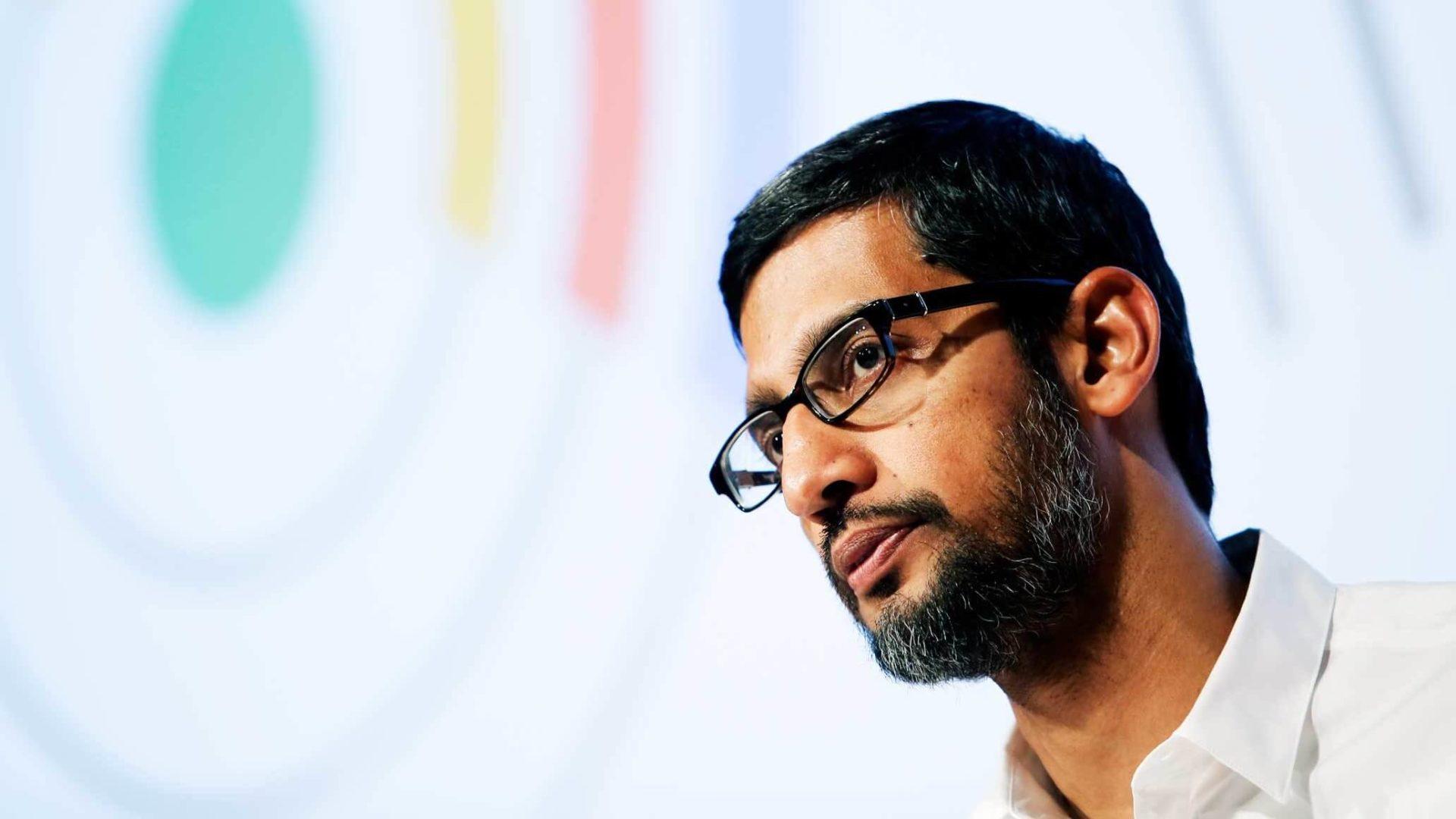Исполнительный директор Google Сундар Пичаи