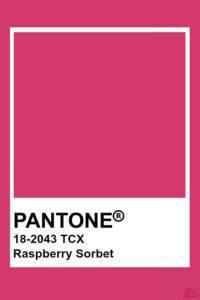 Ярко-розовый (Raspberry Sorbet)