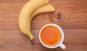Рецепт бананового чая от шеф-повара центра натуропатии и йоги Prakriti Shakti
