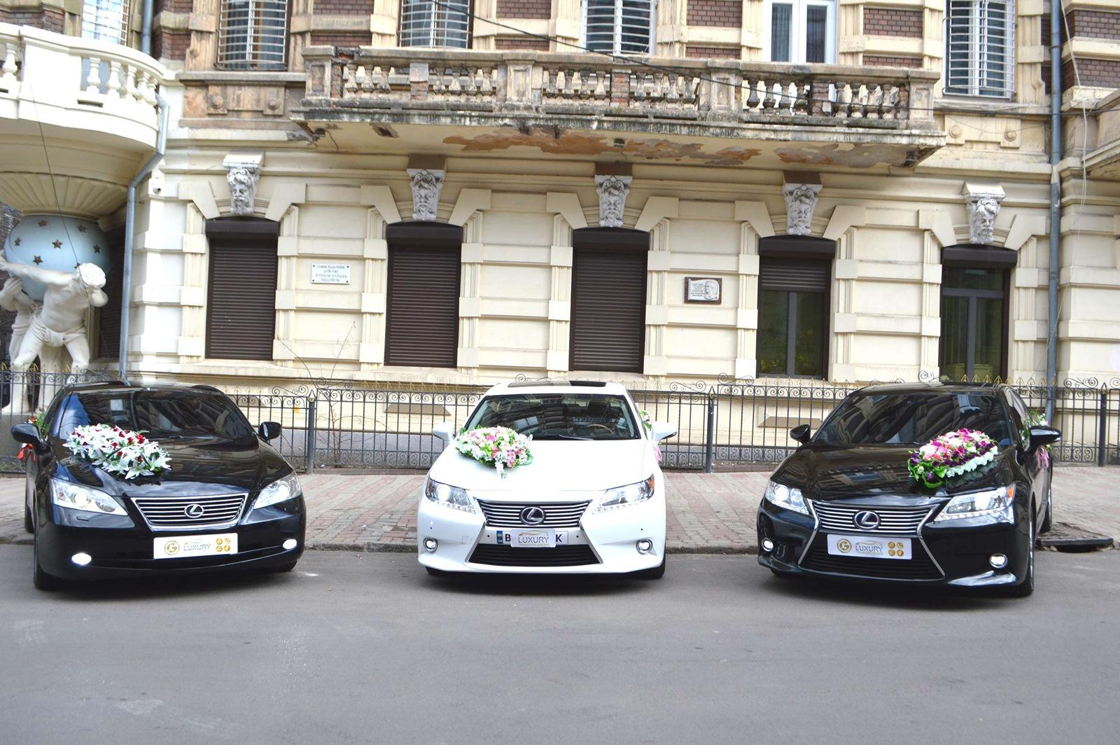 Luxury Transfers Odessa