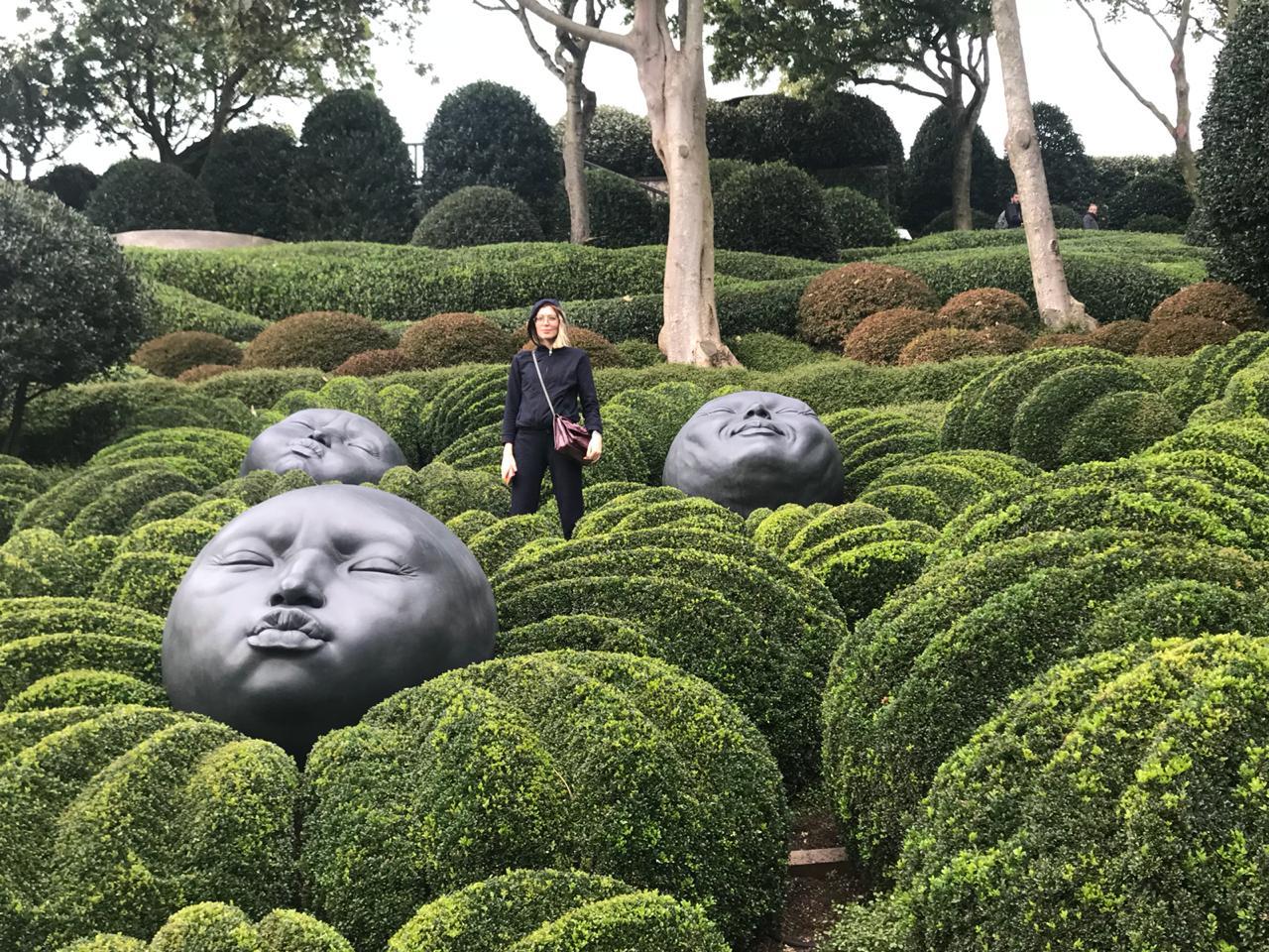 Сад Этрета